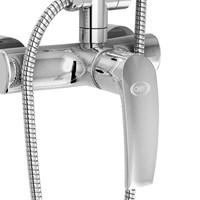 Kran Shower AER Mixer Panas Dingin Ms-2 Murah 5