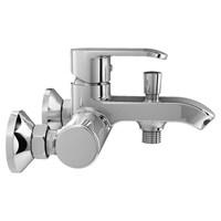 Jual Kran Mixer Bathub AER Shower Sas Bx2 Panas Dingin 2