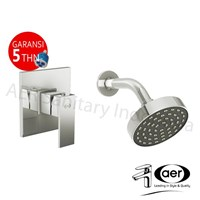 Aerbundling Kran Tanam Shower Panas Dingin Ssv 01 Dan Wall Shower Ws-12 Fr 1