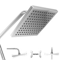 Jual Aer Mixer Shower Set Panas-Dingin - Keran Ms-4 2