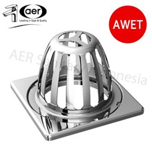 Air Saringan Pembuangan Air Di Atap - Roof Strainer Rs 03 Ss
