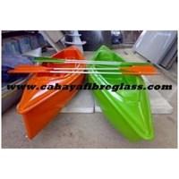 Canoe Double Panjang
