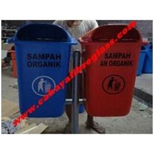 Tempat Sampah Fibre