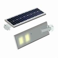 Jual Lampu Jalan Pju Led Solar Panel 20 Watt