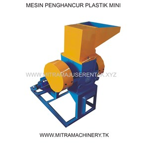 Mini Plastic Recycling Machine