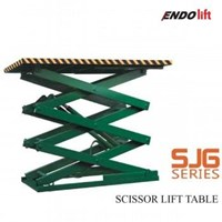 Jual Scissor Lift Table Series SJG