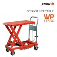 Scissor Lift Table Series WP