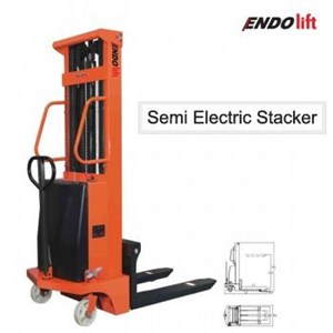 Dari Semi electric stacker 0