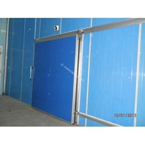 Sliding Door For Sandwitch Panel