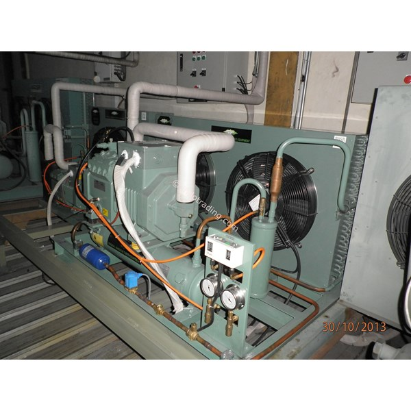Condensing Unit Chiller Fruit