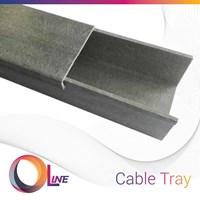 Jual FRP Kabel Duct (fiberglass reinforced plastics)