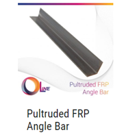 Pultruded FRP Angle Bar 1