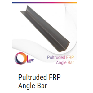 Pultruded FRP Angle Bar