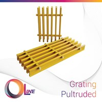 Jual FRP Grating Molded
