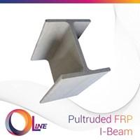 FRP I BEAM (Fiberglass Reinforced Plastics)