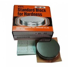 STANDARD BLOCK FOR HARDNESS TESTER