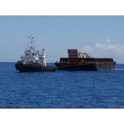 Penyewaan Kapal Tongkang 230 feet Surabaya -  Banjarmasin