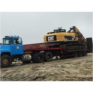 Jasa Angkutan Alat Berat Termurah di Surabaya By Khatulistiwa Mandiri Logistik