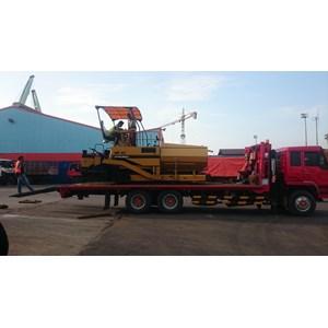 Angkutan Alat Berat Surabaya - Jakarta By PT. Khatulistiwa Mandiri Logistik