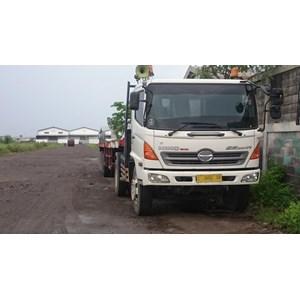 Jasa Pengiriman Dump Truck Surabaya - Medan By Khatulistiwa Mandiri Logistik