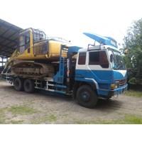 Jasa Angkutan Alat Berat di Jakarta By Khatulistiwa Mandiri Logistik