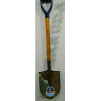 sekop gagang kayu handle PVC