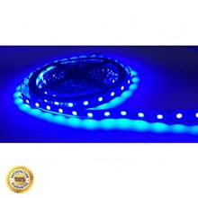 Lampu Led Strip Smd5050 Blue Non Waterproof ( Promo Berkualitas )