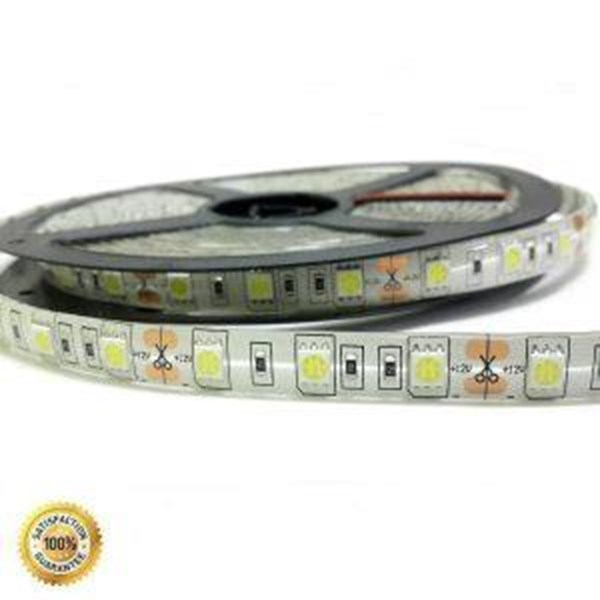 Lampu Led Strip Smd5050  Warm White  Non Waterproof ( Promo Berkualitas )72Watt 6A