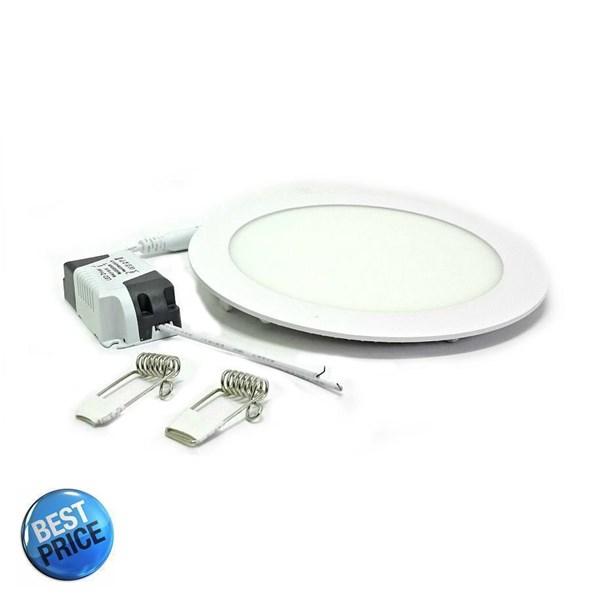 Lampu Led Panel Inbow 9W Bulat ( Promo Bergaransi )