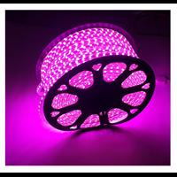 Lampu Led Selang 220V Pink – 5 Meter