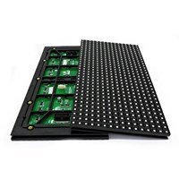 Distributor LED Light Module P10 RGB Outdoor SMD Full Color Promo 3