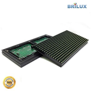 LED Light  Module Running text P10  Outdoor 1 color Blue  Green  White Yellow