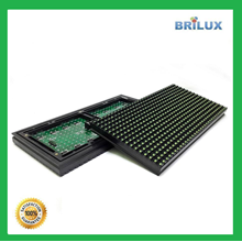 LED Light The LED Module P10 Out Door Unit Green Green