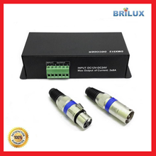 DMX 512 Decoder RGB