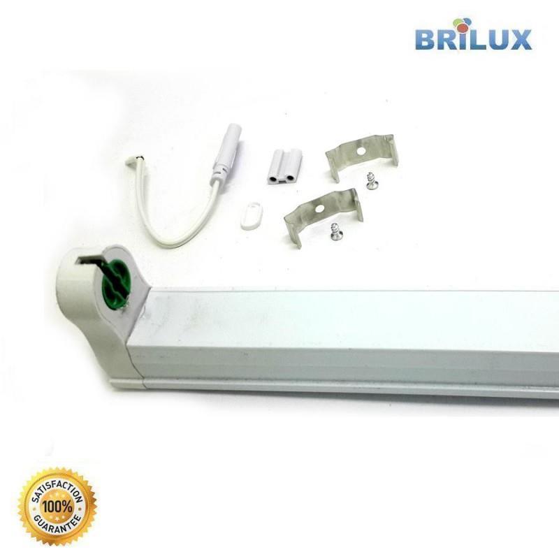 Led Light Fittings Price: Sell LED Light Fittings Fluorescent T8 Aluminum TL 120 Cm