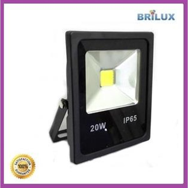 Lampu LED Floodlight Slim  Sorot 20W 220V