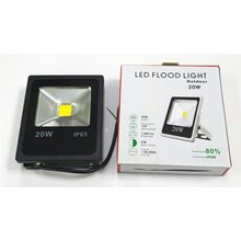 Lampu LED FLOODLIGHT TEMBAK SLIM 20 WATT