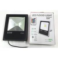 LED FLOODLIGHT TEMBAK SLIM 50 WATT