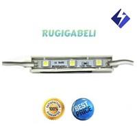 Lampu LED Module Rugigabeli SMD5050  3 Mata