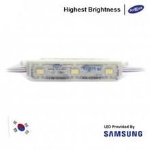 LED Module Korea Samsung Anx 3 Mata Smd 5630 12V Waterproof dan Lensa