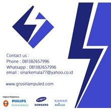 Lampu LED Module Epistar Brilux 3 Mata Smd 5050 RGB 12V Waterproof dan Resin