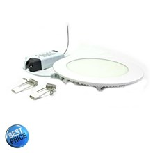 Lampu LED Panel Inbow 6W Bulat