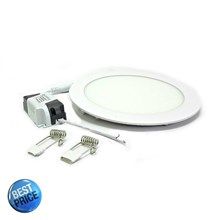 Lampu LED Panel Inbow 9W Bulat