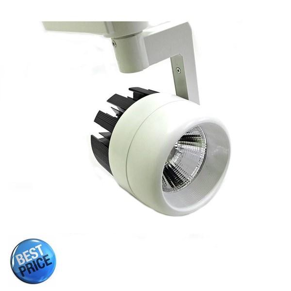 Lampu LED Track Light dan LED Cob 10W  Promo Bergaransi