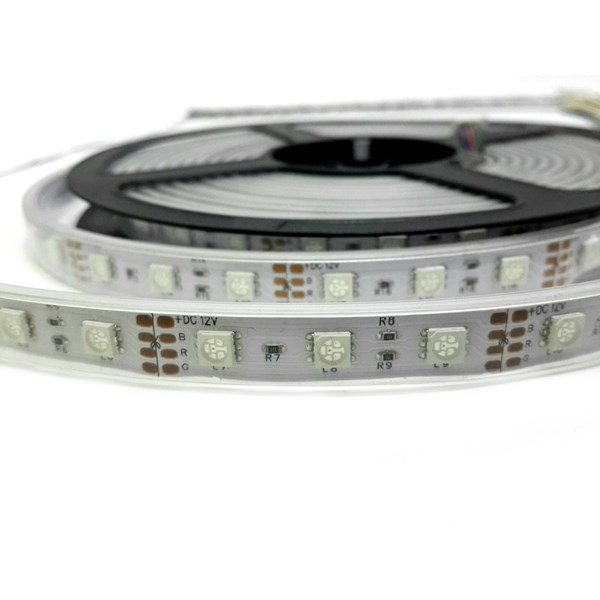 Lampu LED Strip SMD5050  RGB  IP68 Waterproof Promo berkualitas
