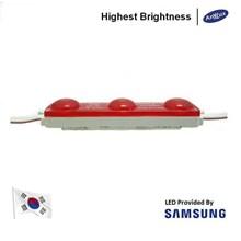 Lampu LED Module Samsung ANX SMD2835 3 Mata Warna
