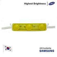 LAMPU LED MODULE SAMSUNG ANX SMD2835 3 MATA WARNA KUNING