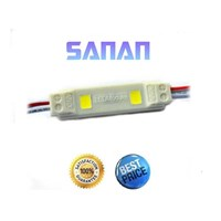 Lampu LED Sanan Module Mini SMD2835 2 Mata White