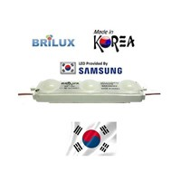 Lampu LED Brilux Module Samsung Korea SMD2835 Optic Dove 3 Mata White