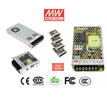 Lampu Led Power Supply Meanwell Type G3 High Efficiency Taiwan Superior